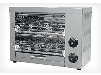 Tostador de pan electrico profesional Beckers A6