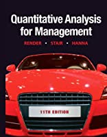 Quantitative Analysis for Management, 11th Edition Front Cover