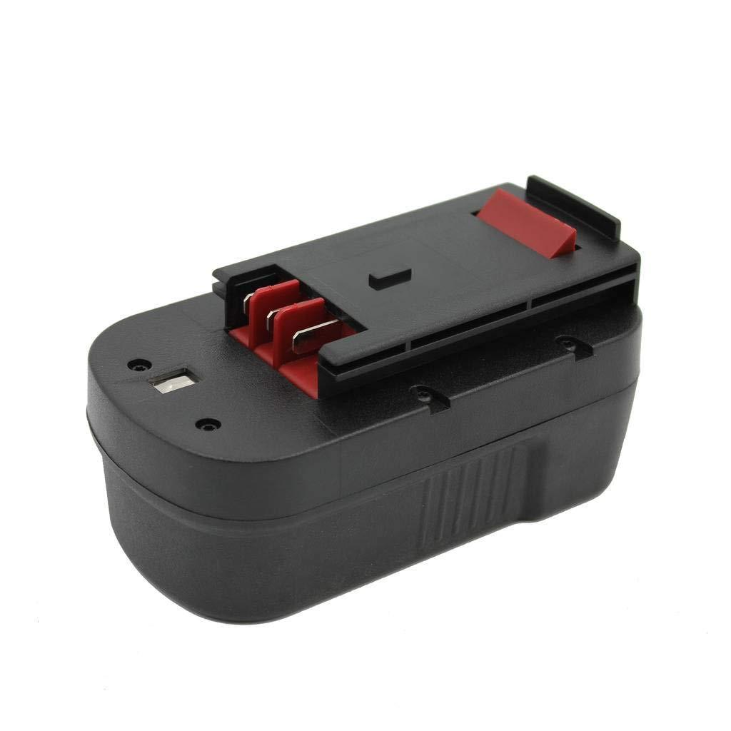 Para Black & Decker Taladro Inalambrico Destornillador A18 A1718 BD18PSK HPB18 HPB18-OPE Firestorm A18 FS180BX FS18BX FS18FL FSB18 FS1800CS