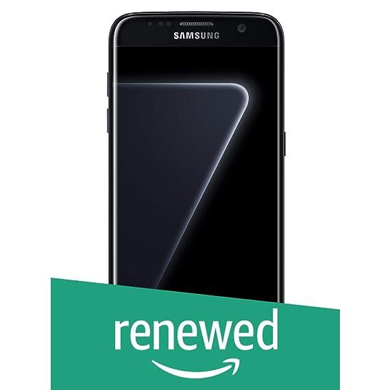 (Renewed) Samsung Galaxy S7 SM-G935FD (Black, 128GB)