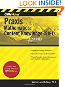 #9: CliffsNotes Praxis Mathematics: Content Knowledge (5161), 3rd Edition
