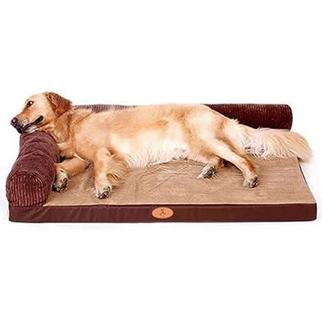 AYWJ Cama para Mascotas Colchoneta para Dormir Perrera, Four ...