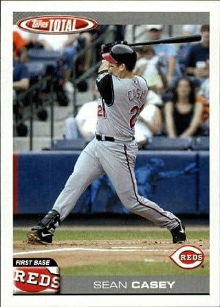 Amazoncom 2004 Topps Total Baseball Card 665 Sean Casey