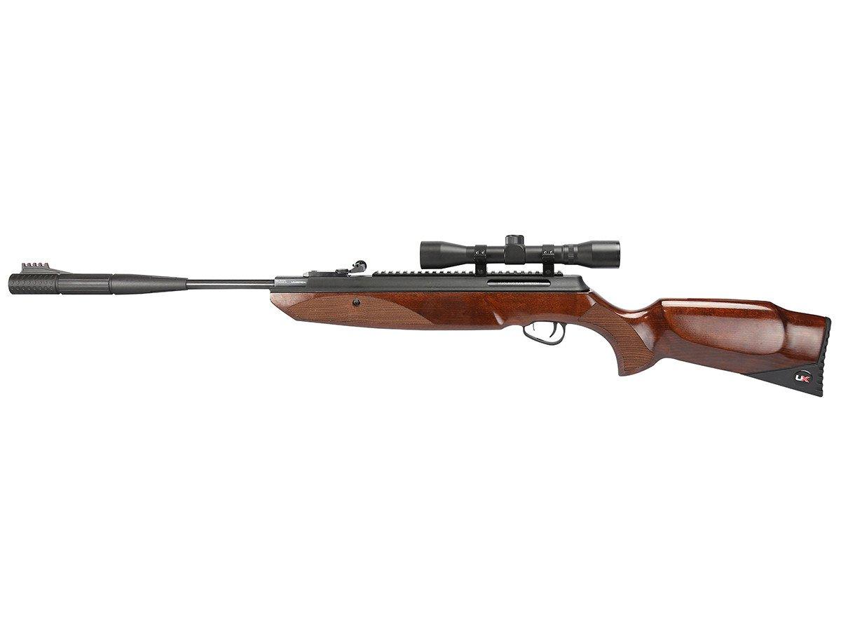 Umarex Forge Break Barrel .177 Caliber Pellet Gun Air Rifle – Includes 4x32mm Scope and Rings