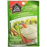 Club House Salad N Dip-country Herb, 28gm, 12-count