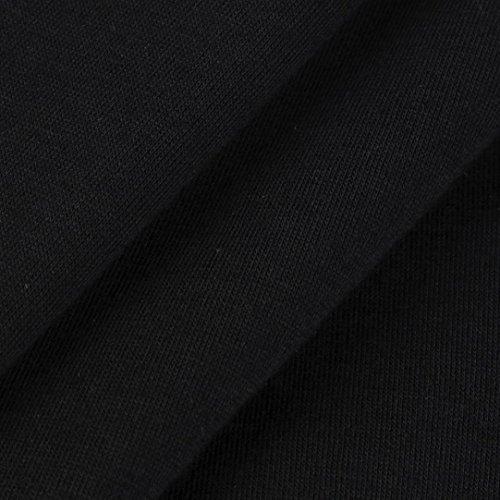 Mousseline Cou sans Femmes Soie Casual en Lenfesh Robe Lace Solid O Mom Stitching Mini De Manches CxtwqAS