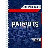 Turner Licensing New England Patriots 2019 Tabbed Planner (19998420201)