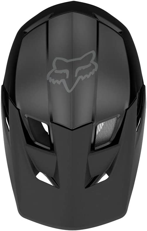 Fox Rampage Comp Helmet Mt Blk Matte Black