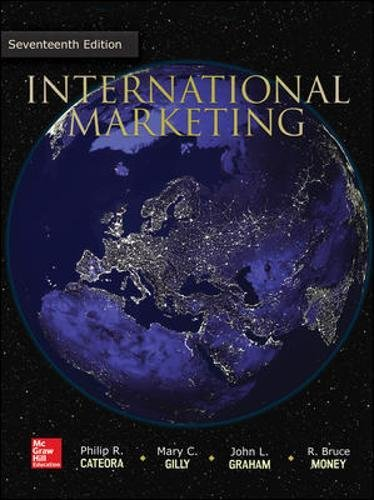International Marketing (Irwin Marketing)