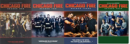 Chicago Fire Seasons 1-4