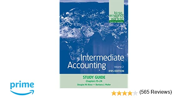 Intermediate accounting study guide volume 2 chapters 15 24 ifrs intermediate accounting study guide volume 2 chapters 15 24 ifrs edition donald e kieso jerry j weygandt terry d warfield 9780470613313 fandeluxe Images