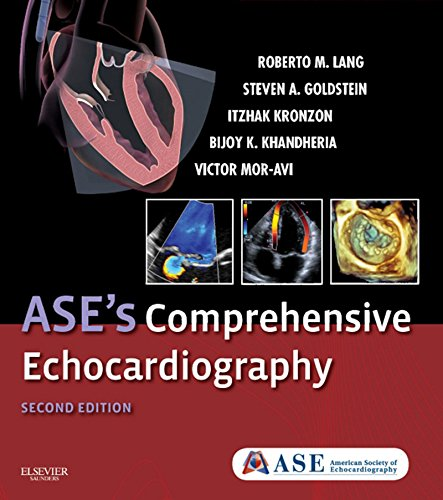 ASE's Comprehensive Echocardiography E-Book - http://medicalbooks.filipinodoctors.org