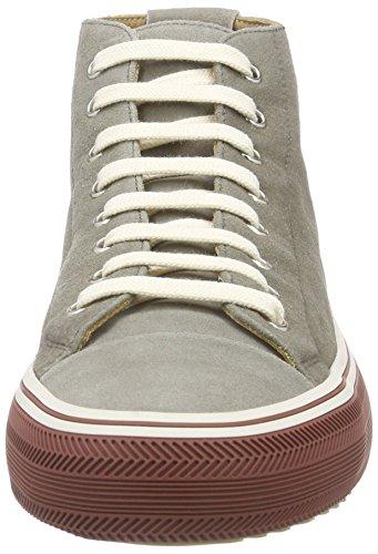 Pantofola d'Oro Kaido High - Zapatillas altas Hombre Braun (53 MARRONE)