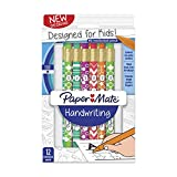 Paper Mate Handwriting Mechanical Pencils, Fashion Wraps, 12 Count (2017486)