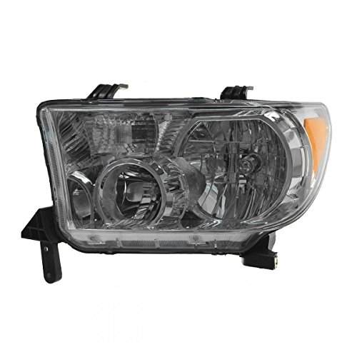 Headlight Headlamp Driver Side Left LH for Toyota Sequoia Tundra Pickup - Drivers Toyota Pickup Truck Tundra