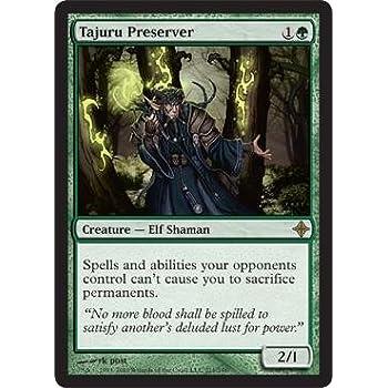 Magic: the Gathering - Tajuru Preserver - Rise of the Eldrazi