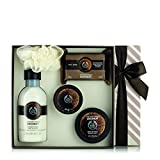 The Body Shop Coconut Oil Essential Selection Gift Set