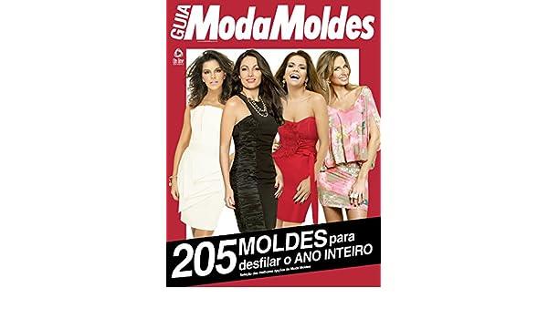 Guia Moda Moldes 02 (Portuguese Edition) - Kindle edition by On Line Editora. Arts & Photography Kindle eBooks @ Amazon.com.