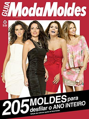 Guia Moda Moldes 02 (Portuguese Edition) by [Editora, On Line]