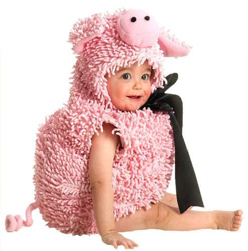 Amazon.com Baby/Toddler Pig Halloween Costume Bubble Suit LG 18 mos.-2T Toys u0026 Games  sc 1 st  Amazon.com & Amazon.com: Baby/Toddler Pig Halloween Costume Bubble Suit LG 18 mos ...