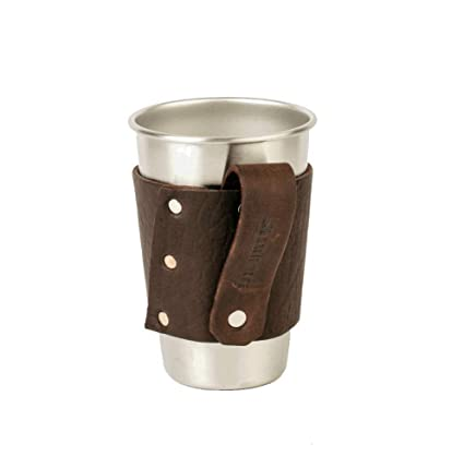 Stainless Steel Mug For Hot Or Cold Drinks Handmade In Haiti With ...