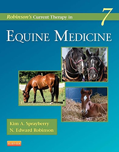 Robinson's Current Therapy in Equine Medicine (Current Veterinary Therapy) Pdf