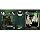 Malifaux - Resurrectionists - Forgotten Marshall