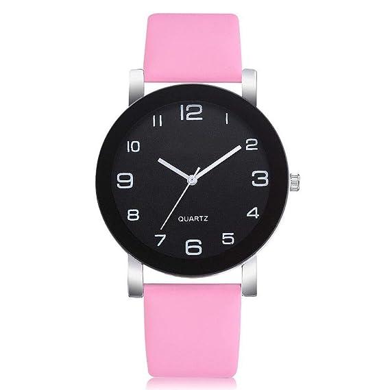 HZBIOK Reloj Mujer 2019 Reloj De Silicona Transparente Reloj ...