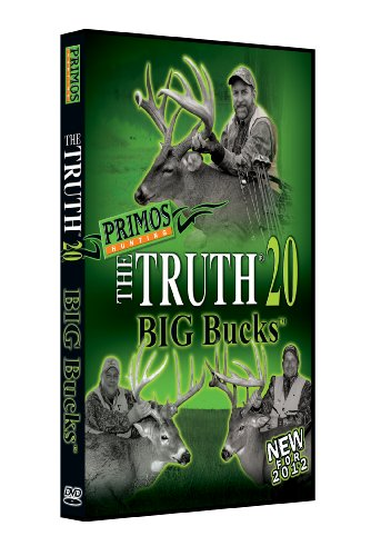 Primos Hunting The TRUTH 20 BIG Bucks DVD