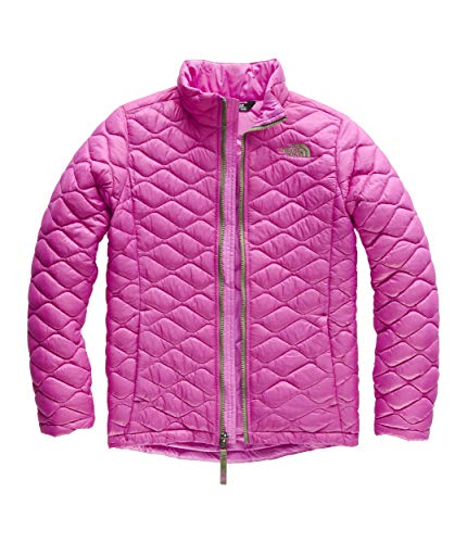 The North Face Kids Girl's Thermoball Full Zip (Little Kids/Big Kids) Wisteria Purple Small ()