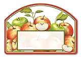 Apples Interchangeable Magnetic Yard DeSign & Address Marker