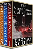 The Virgil Jones Mystery, Thriller & Suspense Collection: State Of Anger - State Of Betrayal - State Of Control