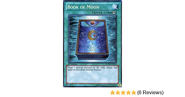Book of Moon Secret 1st X 3 Lcjw Joey/'s World Legendary Collection 4 yugioh