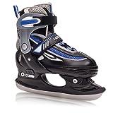 Lake Placid Metro Boy's Adjustable Figure Ice Skate