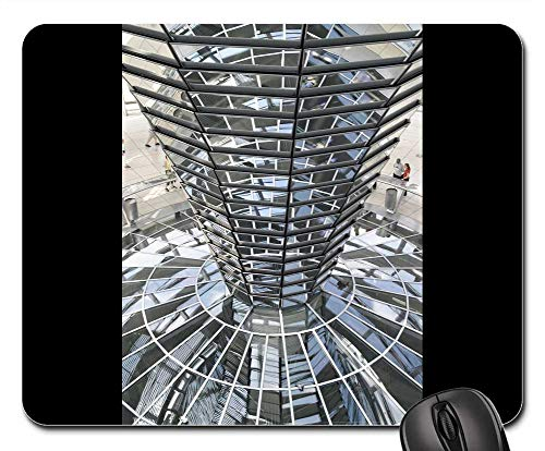 Mouse Pads - Berlin Reichstag Architecture Dome Germany 3