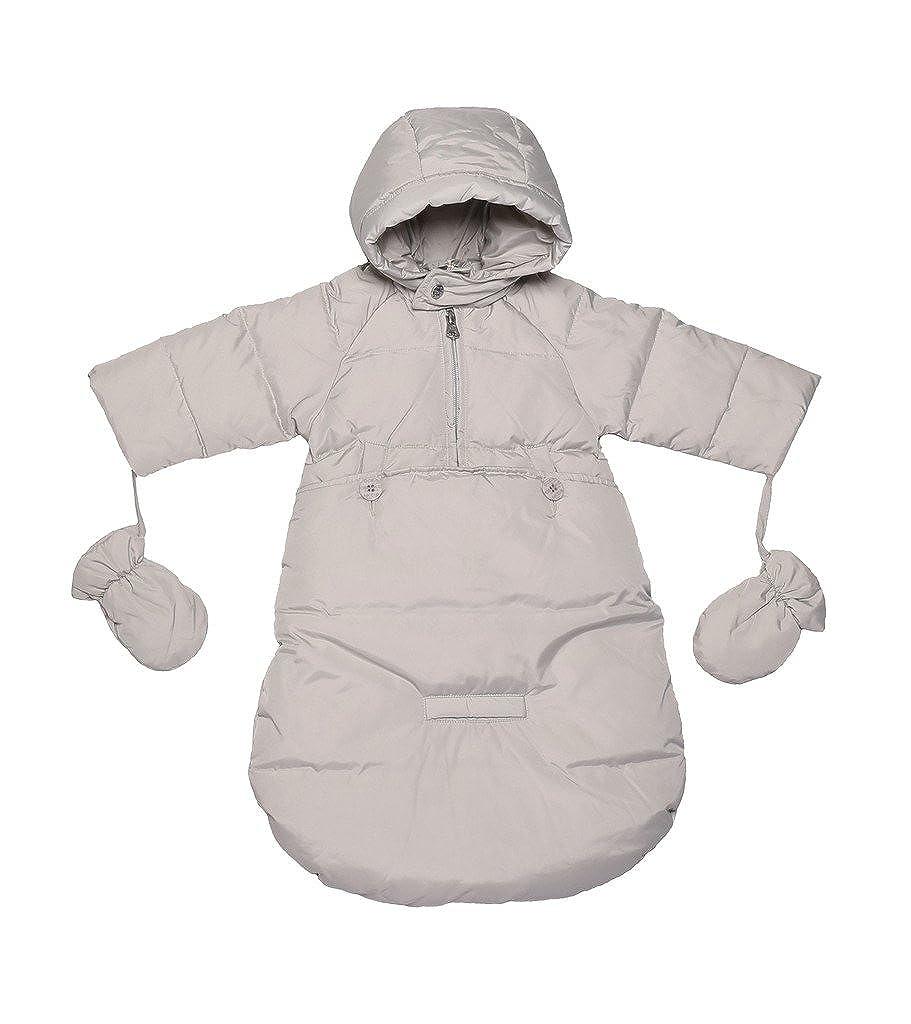 Oceankids Tuta da neve imbottita avvolgente, da bambino e bambina/neonato 0-24 Mesi