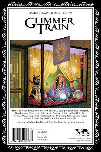 Glimmer Train Stories, #96