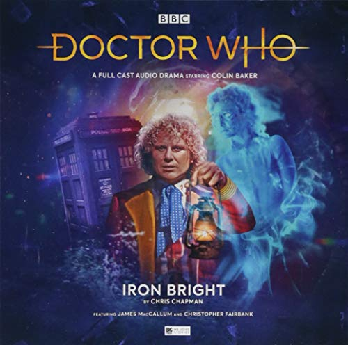 Main Range #239 - Iron Bright (Doctor Who Main Range)