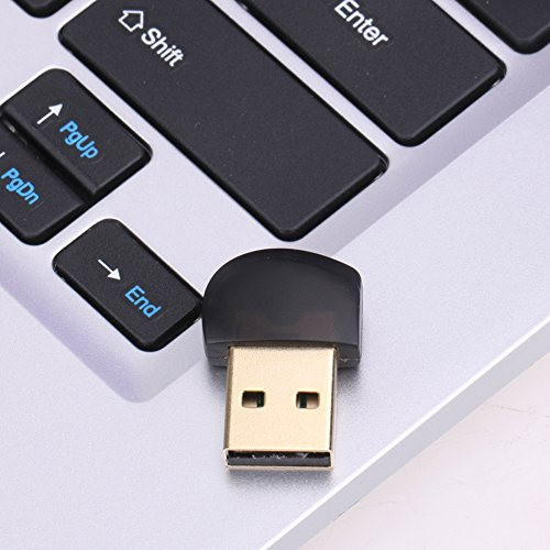 Bluetooth Adapter USB CSR 4.2 Dongle Receiver Transfer Wireless for PC Laptop Computer by VANPOWER (Image #3)