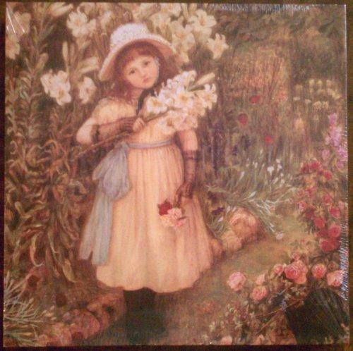 1927 Art (Laurel Ink Fine Art 500 Piece Puzzle: Portrait of Effie By Marie Spartali Stillman (British 1844-1927) by Fine Art)