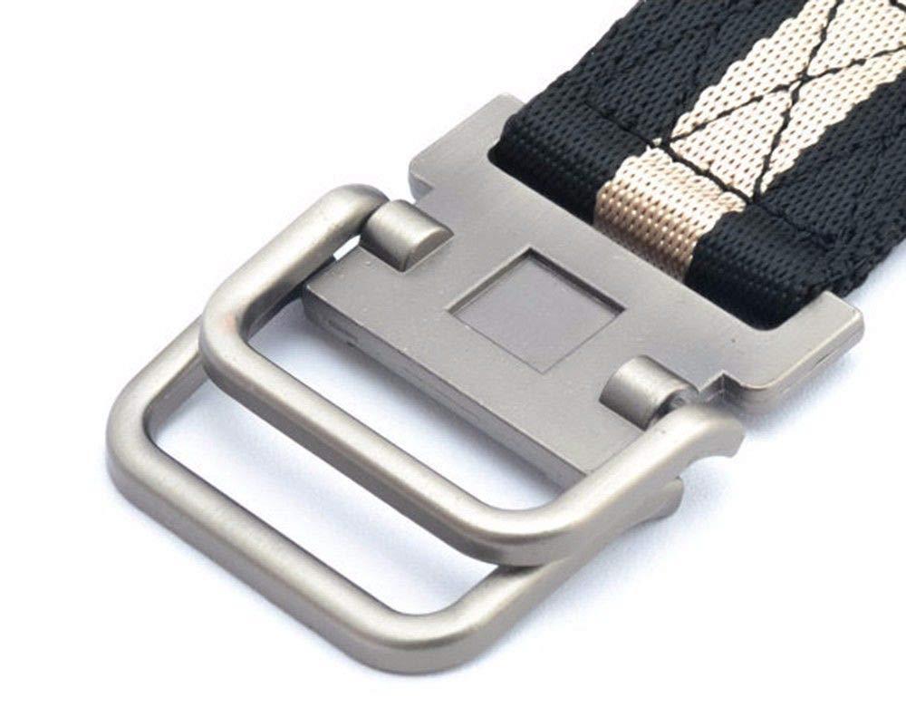 Ldoons Elastico Casual Cinture Uomo Donna Outdoor Cintura Tattica Militare
