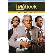 Matlock: Season 6