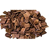 US OAK CHIPS MEDIUM TOASTED 20g - Anginge Wine Whiskey, Oak Flakes, Barrel Aged Flavor, Homebrewing, Oak Vodka by AlcoFermBrew