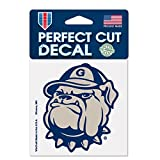 WinCraft NCAA Georgetown University Perfect Cut Color Decal, 4'' x 4''