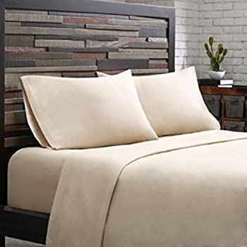 Perfect Percale 100% Egyptian Cotton Sheet Set 400 Thread Count Crisp ,Cool  U0026 Comfortable