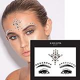 Twilight Face Jewel Headpiece ✮ BEAUTY ✮ Festival Face Jewels Indian Bindi