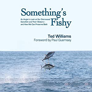 Something's Fishy Audiobook