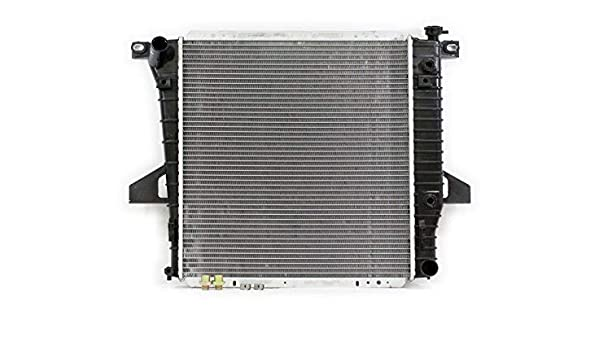Radiator NEW for 98-01 Ford Ranger Mazda B2500 2.5L