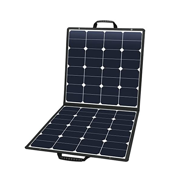 51cXGdVU1tL. SS600  - Suaoki Solar Charger with Portable SunPower Solar Panel