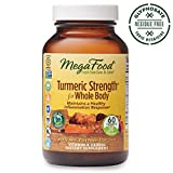 Best Whole Body Cleanses - MegaFood - Turmeric Strength for Whole Body, Supports Review